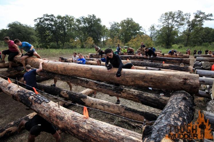 tm log obstacle
