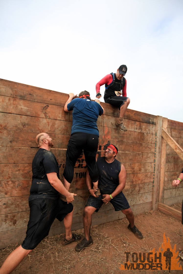 wall climb help people