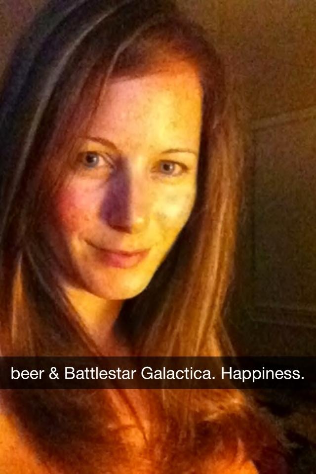 Beer & Battlestar Galactica