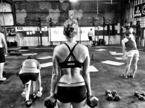 lifting weights kcco
