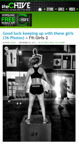 the chive - fit girls