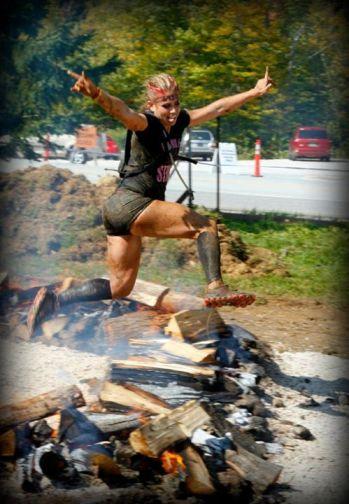 Ella Kociuba in Spartan Race