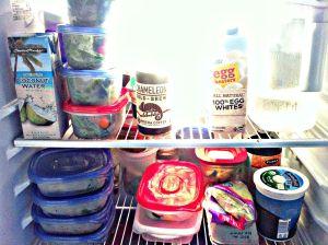 clean food prep