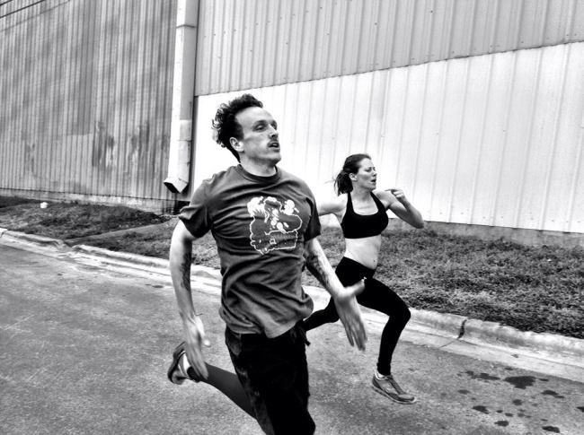 Atomic Athlete sprints