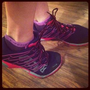 2014-04-15 new INOV8 running shoes