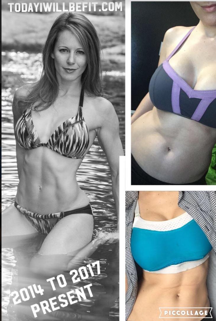 2014-2017 transformation collage
